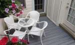The new composite deck looks AMAZING. Get a free quote at www.GoDurante.com.