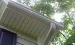 New soffits will never rot or decay!
