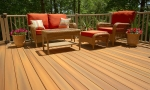 The Ipe decking looks spectacular!