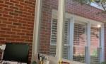 customer have a nice open work area near the windows