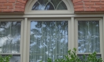 Durante windows are custom made to fit back into any shaped opening.