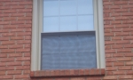 The upstairs windows got a lot of sun, so energy efficiency was a main concern to our customers.