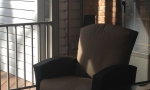 Durante Home Exteriors sitting area