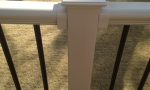 handrails installed by Durante Home Exteriors