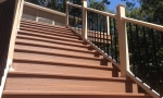 new composite stairs