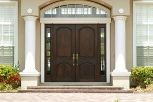 Beautiful Entry Doors That Offer Enhanced Security To Homeowners In The Birmingham Al Area