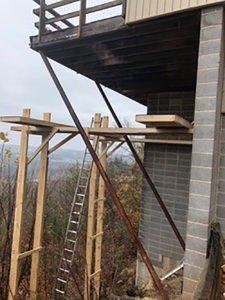Adams Deck Construction