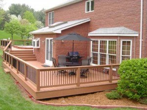 Composite Decking Hoover