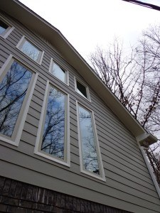 They now do not have to repaint their old siding any longer!