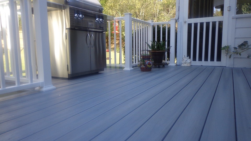 Composite Deck Brentwood