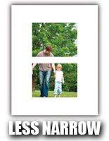 Less Narrow