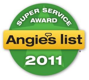 angies list super service logo