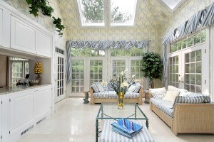 Sunroom Hoover Durante Home Exteriors